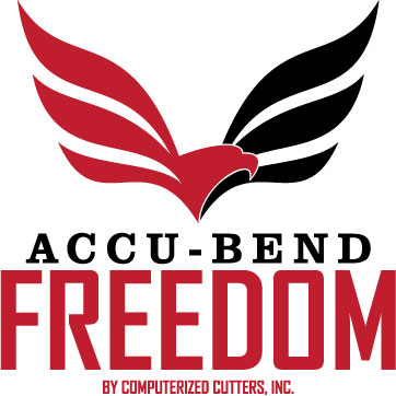 accu-bend freedom logo