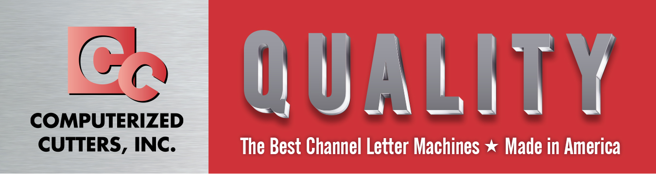 the best channel letter machines made in america