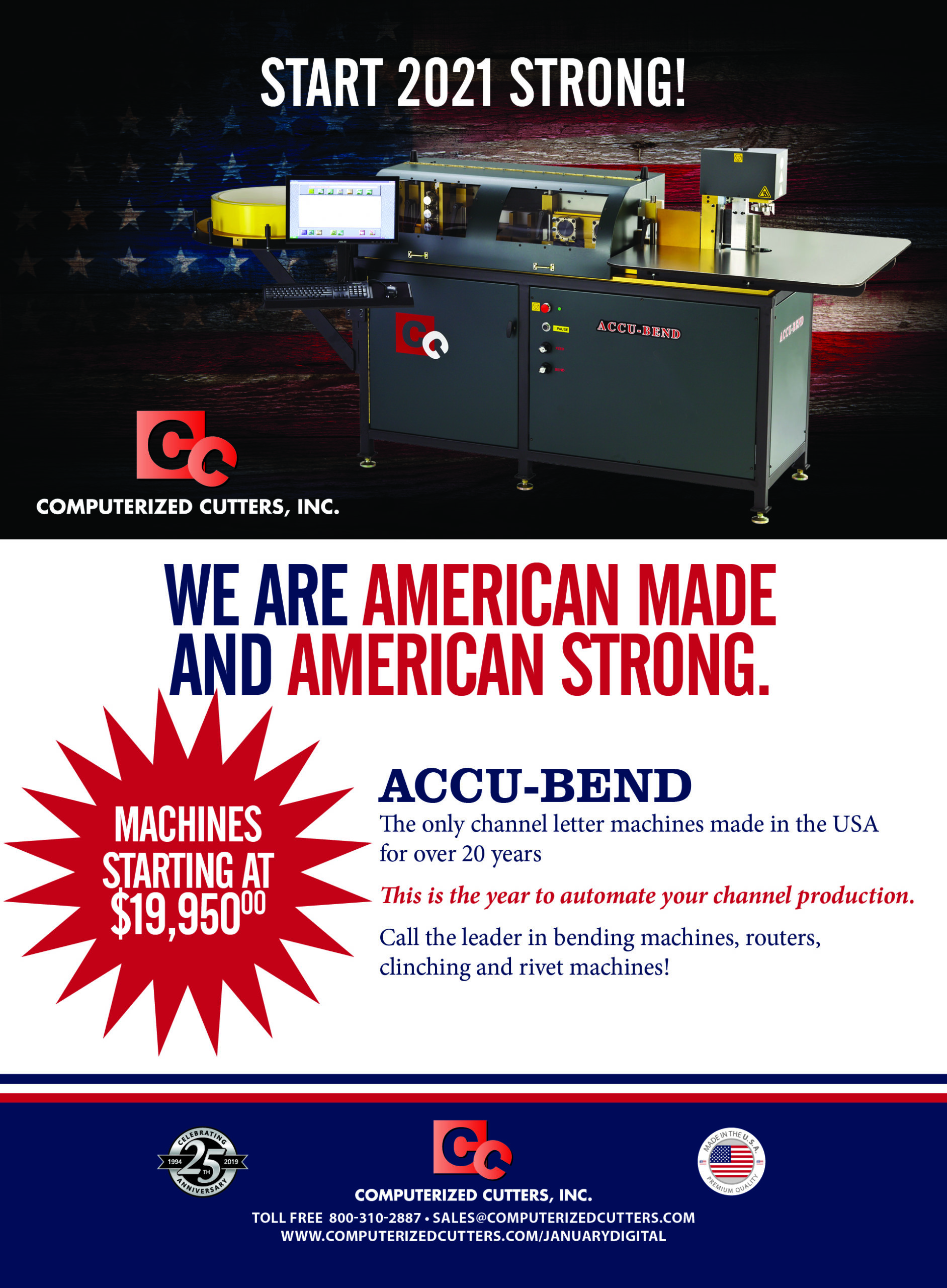 computerized cutters january digital ad